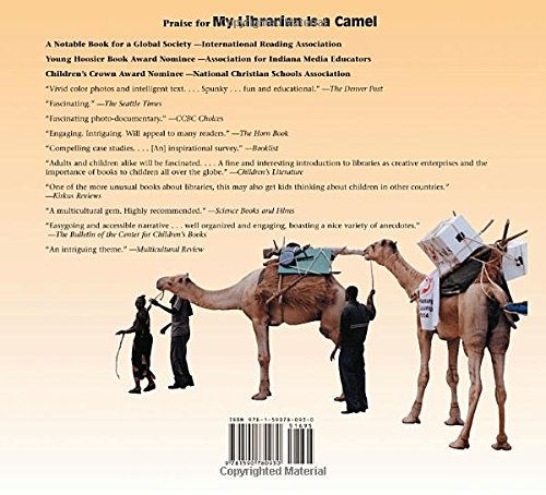 My librarian is a camel how books are brought to children around my librarian is a camel how books are brought to children around the world margriet ruurs 9781590780930 books amazon fandeluxe Images