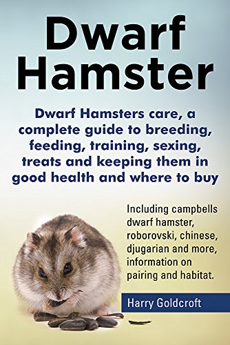 Dwarf Hamsters Care A Complete Guide To Breeding Feeding Training