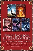Percy Jackson en de Olympiërs - De complete serie (5-in-1)