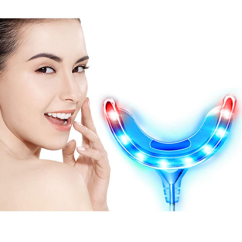 blanqueamiento dental luz