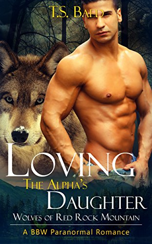 Loving The Alpha's Daughter (A BBW Shifter Romance): Wolves of Red Rock Mountain