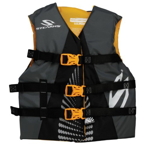 - Stearns Youth Extra Long Watersports Vest