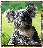 Koala Bear Tapestry Throw Blanket