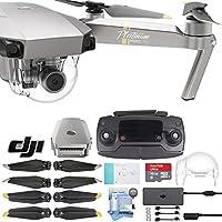 DJI Mavic Pro Platinum Collapsible Drone Standard Bundle