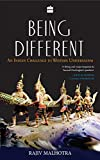img - for Being Different : An Different Challenge To Western Universalism book / textbook / text book