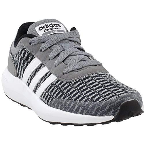 adidas Cloudfoam Race (Little Big Kid) Running Shoe