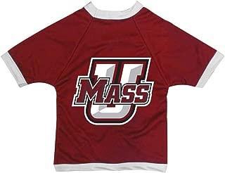 product image for NCAA Massachusetts Minutemen Athletic Mesh Dog Jersey