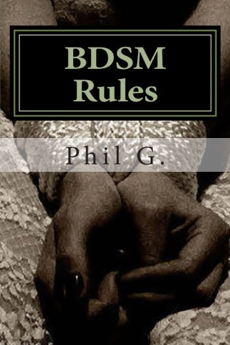 BDSM Rules Phil G product image