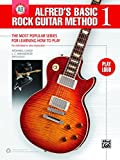 Alfred's Basic Rock Guitar Method 1: The Most Popular Series for Learning How to Play (Guitar) (Alfred's Basic Guitar Library)