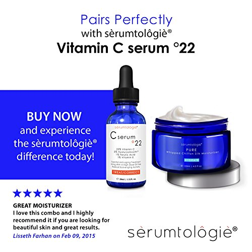 51C8fYEZWXL - Vitamin C serum 22 by serumtologie Anti Aging - 1.15 oz
