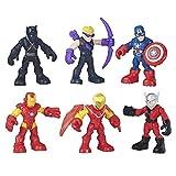 Heroes Super Hero Adventures Captain America Super Jungle Squad
