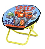 Nickelodeon Blaze & The Monster Machines Toddler Saucer Chair