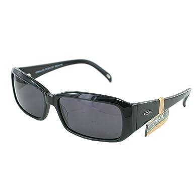 Fossil Damen Sonnenbrille Vermillion PS7208, Colour:noir