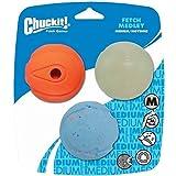 Chuckit! Fetch Medley Ball – Medium 3 Pack Review