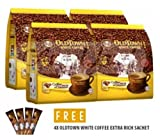 4 Pack Old Town White Coffee 2 in 1 Coffee and