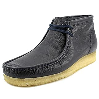 Clarks ORIGINALS Men's Navy Wallabee Boot 7 D(M) US (B01317ZXS2) | Amazon price tracker / tracking, Amazon price history charts, Amazon price watches, Amazon price drop alerts