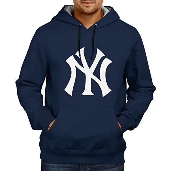 on sale 33dfe ba707 Fashion And Youth York Yankees Navy Blue | Mens Hoodies Hoodies for Mens  Sweatshirt Navy Blue Color