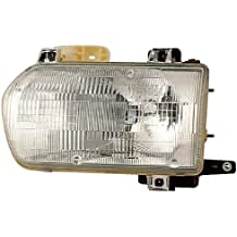 Eagle Eyes DS412-B001L Nissan Driver Side Head Lamp Assembly