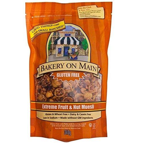 Bakery on Main Extreme Fruit & Nut Muesli 340g - Pack of 6 by Bakery On Main (Image #1)