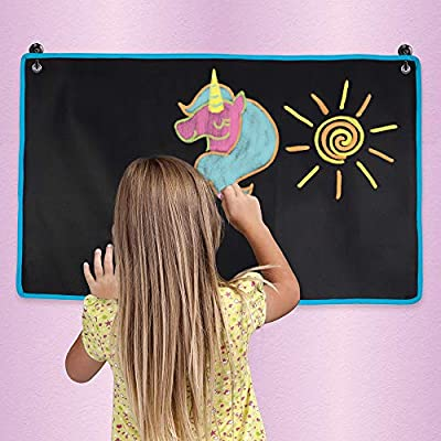 Fashion Angels Chalkboard Mat 12296, Take with You Chalkboard Mat: Toys & Games