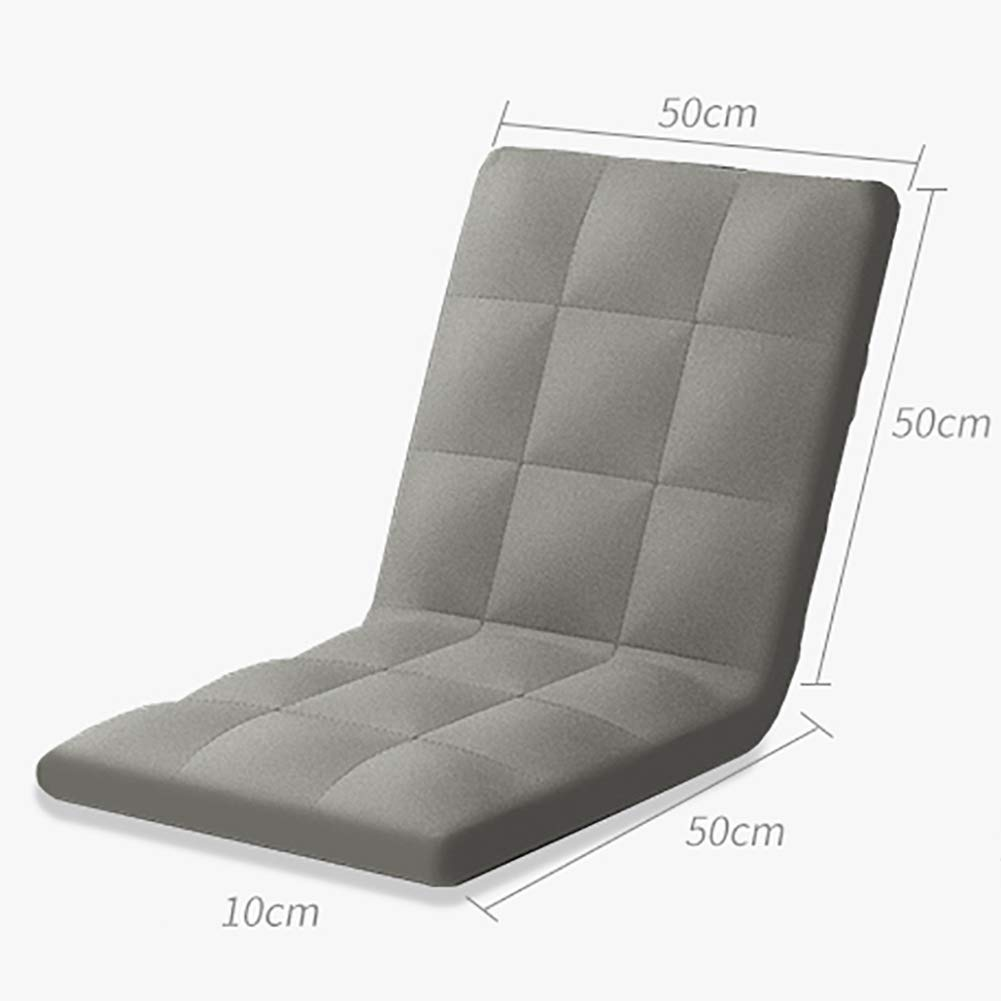 OR&DK Adjustable Lazy Couch Six-Position Relax Chair Cushion Tatami Floor mat Games Reading-E by OR&DK (Image #3)
