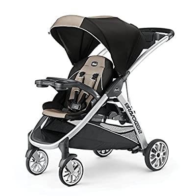 Chicco BravoFor2 Standing/Sitting Double Stroller by Chicco that we recomend personally.