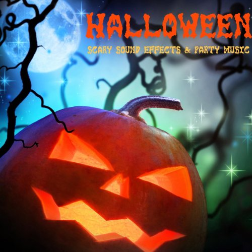 Halloween Scary Sound Effects and Party Music, 20 Tracks!]()
