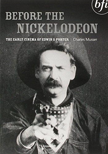Before the Nickelodeon: The Cinema of Edwin S. Porter [Region 2]