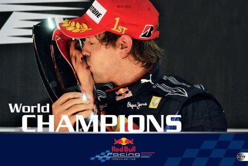 Sebastian Vettel – Red Bull Racing Formel 1 2012