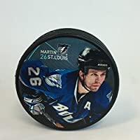 Tampa Bay Lightning - Martin St. Louis Player Puck