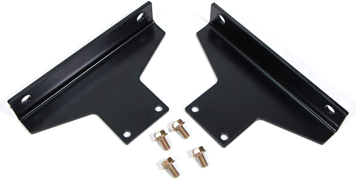 Mobile Hydraulic Oil Cooler Mounting Bracket Kit American Cooling Solutions
