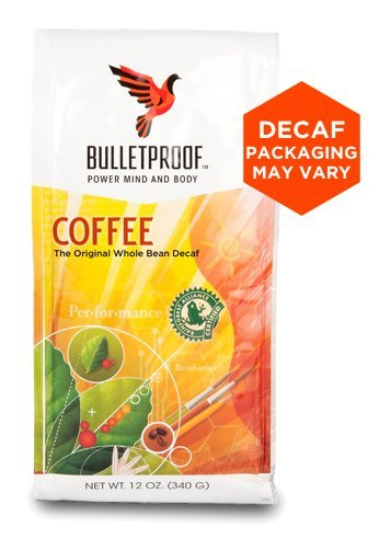 Bulletproof Coffee (Decaf, Whole Bean)