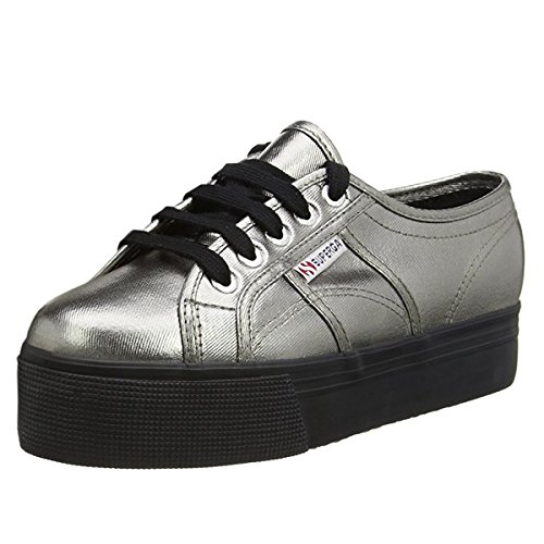 Superga COTMETW Grey 2790 Donna Sneakers da Black rrfwq0