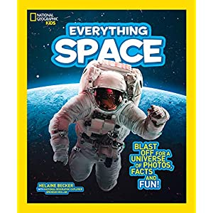 Everything-Space-Paperback--26-July-2018