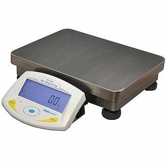 85b6a6d154c5b3 Amazon.com  Adam Equipment LHS 4000a Crane Scale, 4000lb 2000kg Capacity,  1lb 0.5kg Readability  Industrial   Scientific