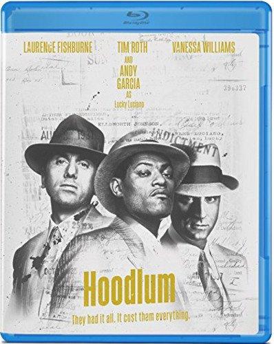Blu-ray : Hoodlum (Blu-ray)
