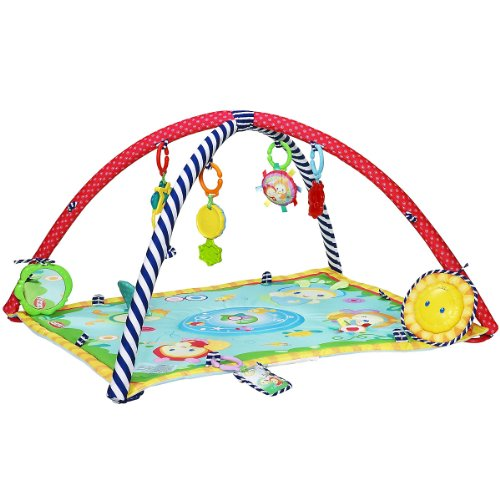 Playskool Gloworld Activity Play Mat