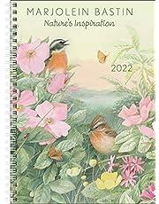 Marjolein Bastin Nature's Inspiration 2022 Monthly/Weekly Planner Calendar