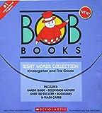 BOB Books SIGHT WORDS COLLECTION Book Box Set [Kindergarten & First Grade]