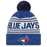 Toronto Blue Jays MLB Toasty Cover Pom Knit Hat