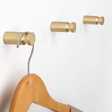 Amazon Com Honeilife Coat Hooks Wall Hanger Brass Coat Rack Wall