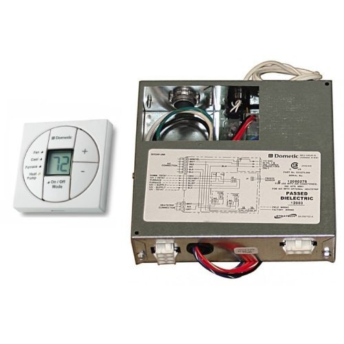 High Performance LCD Control Kit - White