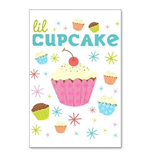 Cupcake Postcard - Postcards (8 Pack) Lil Cupcake