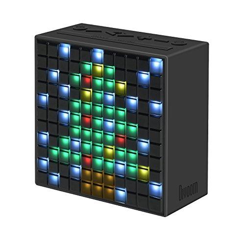 Divoom Timebox Smart Portable Bluetooth LED Speaker