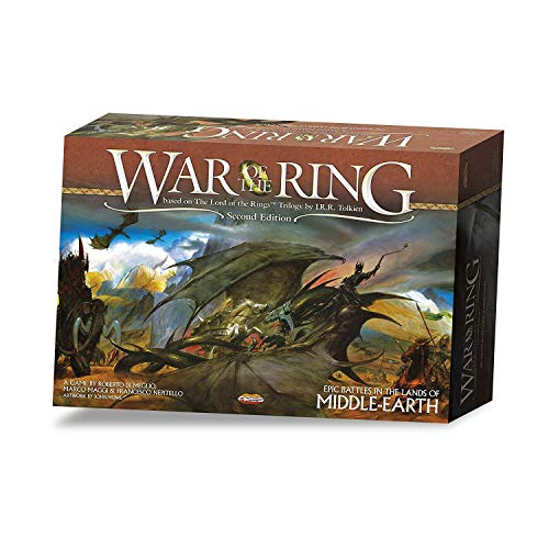 - Ares Games War of The Ring 2nd Edition