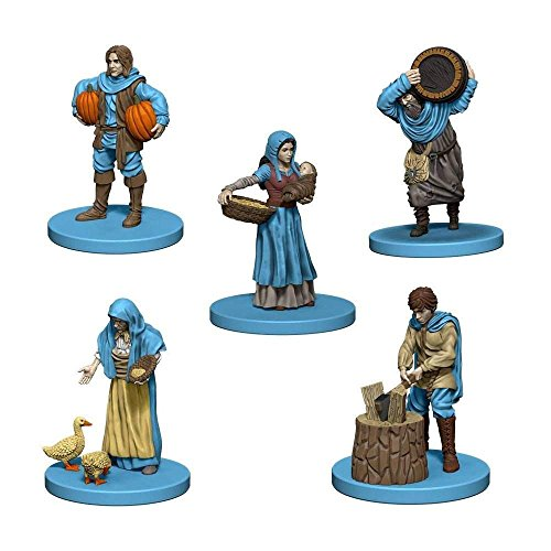 WizKids Agricola Game Expansion, Blue by WizKids
