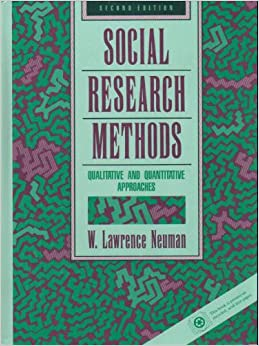 neuman research methods