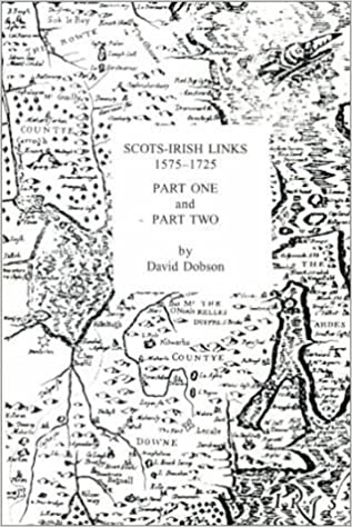 Book Scots-Irish Links, 1575-1725 (2 Volumes in 1) by David Dobson (2001-01-01)
