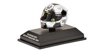 CASCO AGV DE VALENTINO ROSSI GP BARCELONA08