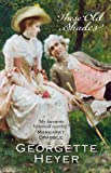 These Old Shades by Georgette Heyer front cover